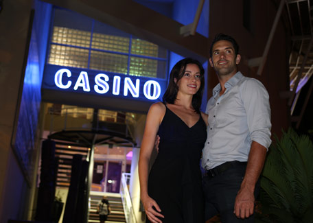 Le Grand Casino à Nouméa