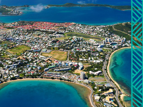 Noumea New_Caledonia::PLAN & MAP & COUNTRY