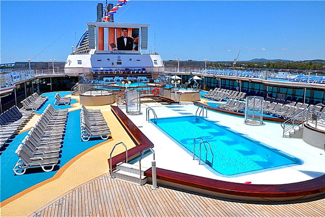 Piscine Sun Princess