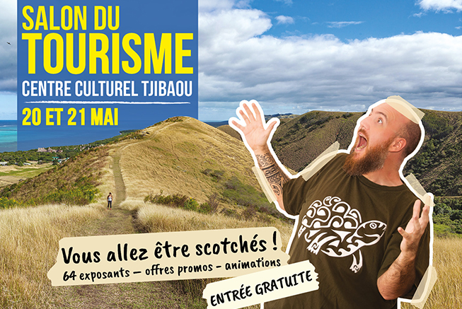 New caledonia salon du tourisme for Salon e tourisme