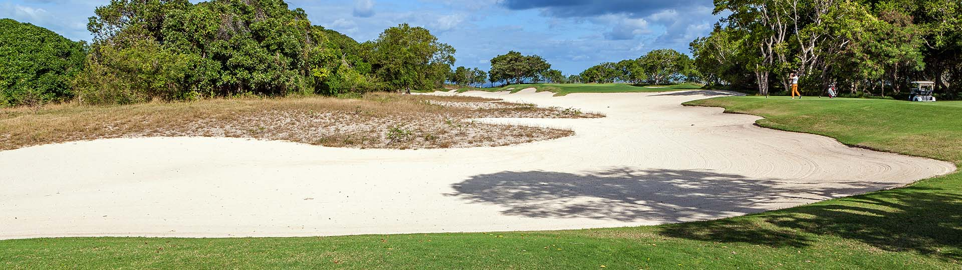 Exclusiv golf deva, New Caledonia