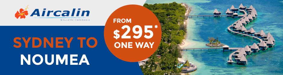 New Caledonia offer