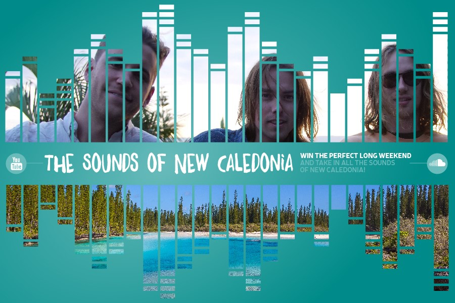 The Sounds of New Caledonia